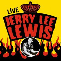 Cover Jerry Lee Lewis - Live [2015]